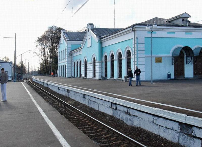 фото вокзала пушкино моск обл вывезла первый