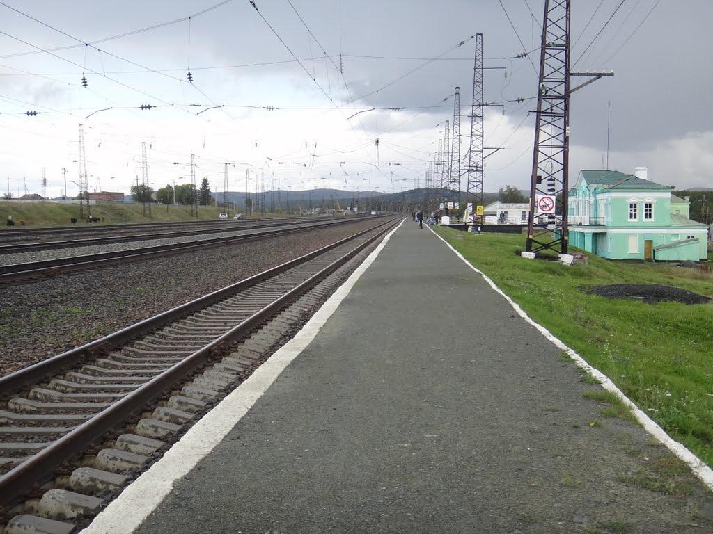 станция тягун алтайский край фото едят