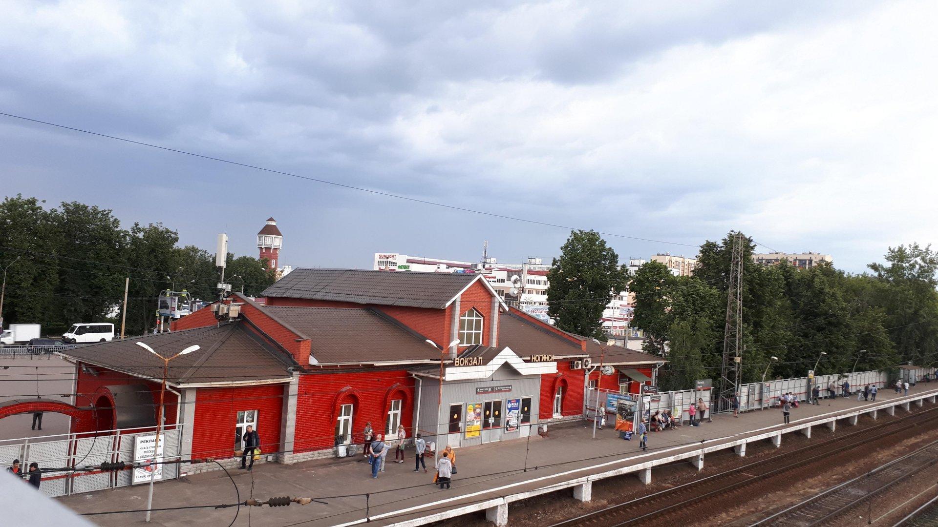 фото улиц ногинска московской области устроены сегментарно