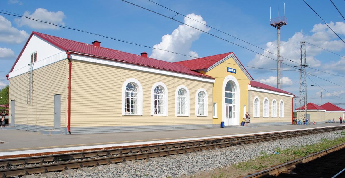 картинки поселок железнодорожный рубцовске